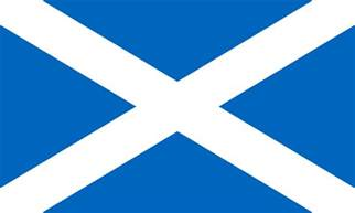 scottish colors file flag of scotland svg wikimedia commons