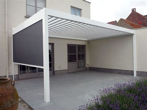 foto tettoie tettoie in alluminio pergole e tettoie da giardino