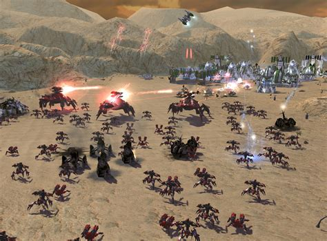 supreme commander 2 supreme commander 2 secures early 2010 release kotaku