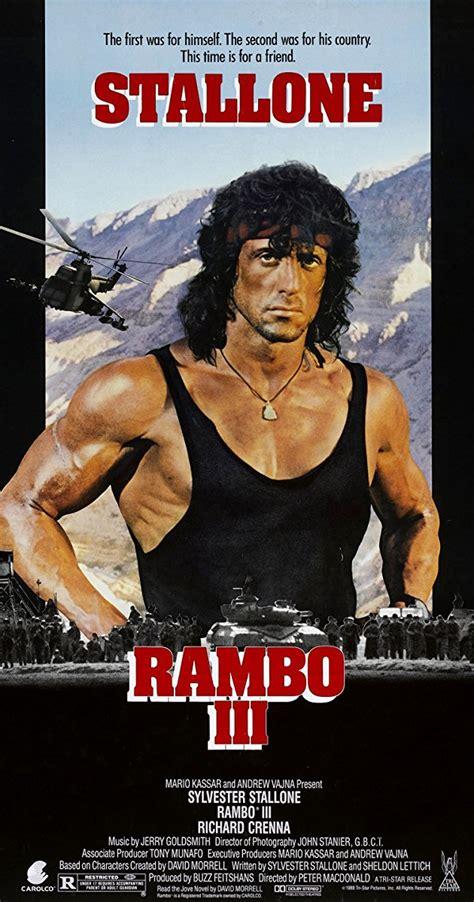 film movie rambo 3 rambo iii 1988 imdb