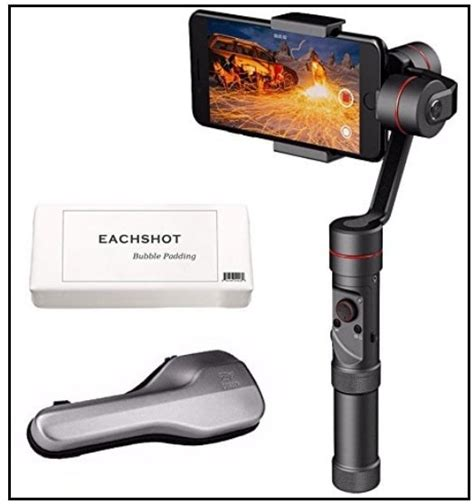 best gimbals for iphone x 8 plus 7 plus 6s shoot stabilized