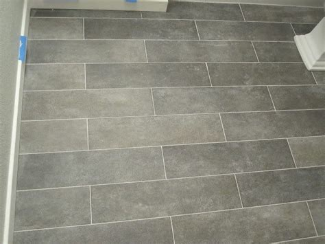 gray porcelain tile bathroom pin by stephanie boeselager on misc fun stuff pinterest