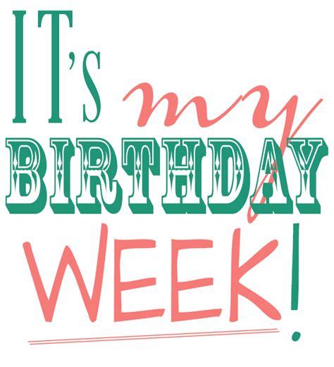 birthday week lets celebrate   fun  wwwfacebookcomsudsstitches