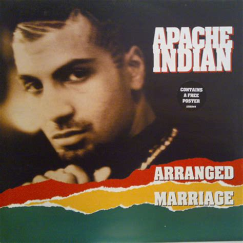 United Kingdom Marriage Records Apache Indian Arranged Marriage Records Lps Vinyl And Cds Musicstack