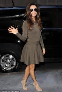 olive green dress and black shoes color dress style