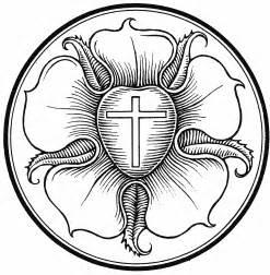 lutheran cross in black clipart best