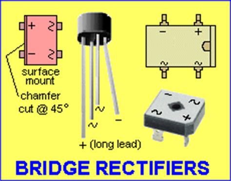 how to test a diode bridge rectifier all about diodes page64