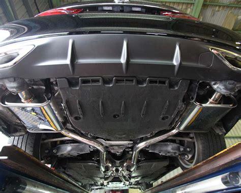 invidia q300 catback exhaust system no tips lexus gs350