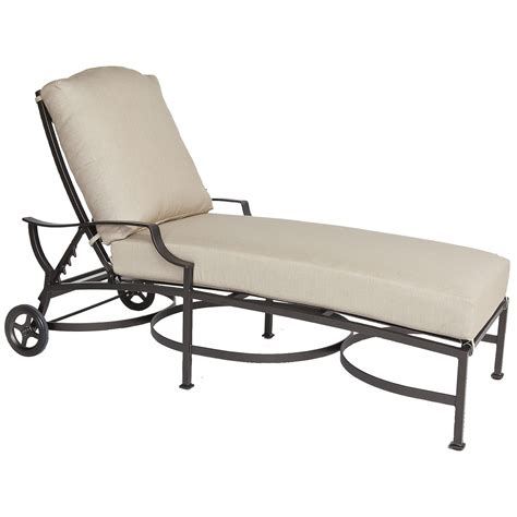 adjustable chaise madison adjustable chaise hauser s patio
