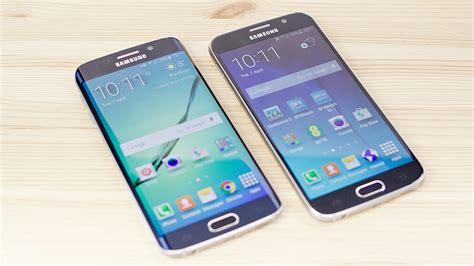 Samsung S6 Vs S6 Edge Samsung Galaxy S6 Vs Galaxy S6 Edge Comparison Review