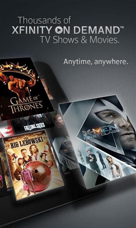 xfinity tv go apk xfinity tv go apk free android app appraw