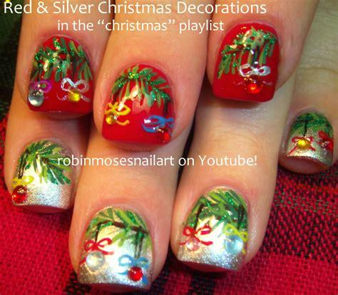christmas robin nails robin moses nail quot nails quot quot nail quot quot nails quot quot poinsettia nails