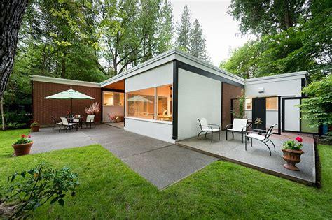 landmarks mid century modern home featured  historic