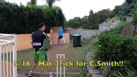 the backyard ashes the backyard ashes 2014 15 2nd series 1st test