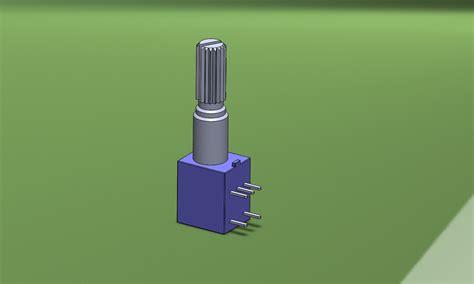 bourns inductors 3d bourns inductor 3d model 28 images bourns 3266z mysolidworks 3d cad models 70f331af rc