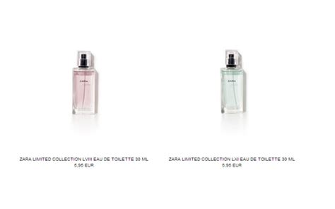 Parfum Zara Lviii zara perfumes outono inverno 2013 2014 tend 234 ncias e fragr 226 ncias blogar moda