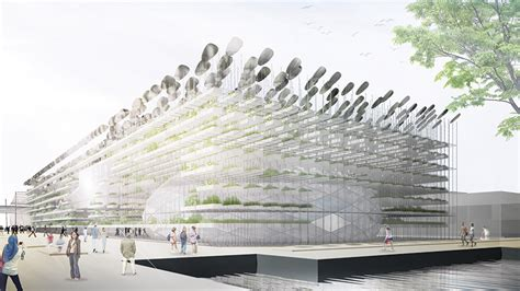 home design decor 2015 expo bcho architects proposal for the korean pavilion at the