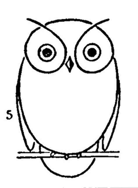 printable owl drawings kids vintage printable draw some owls the graphics fairy