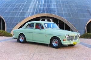 canberra classic cars greg francis love affair   volvo  abc news australian