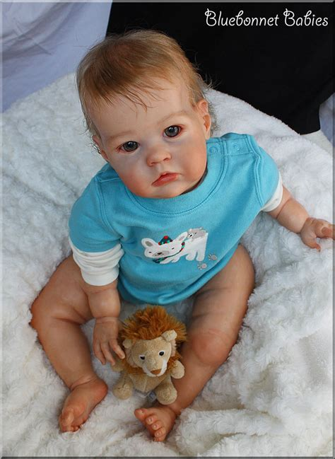 Sale Dies Boy bluebonnet babies reborn baby bonnie brown quot sharlamae quot now toddler boy sold out ebay