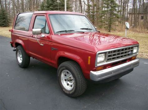 electronic toll collection 1984 ford bronco electronic valve timing service manual how to sell used cars 1984 ford bronco ii regenerative braking sell used 1984
