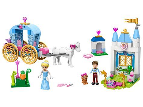 carrozza cenerentola disney lego juniors 10729 la carrozza della principessa disney