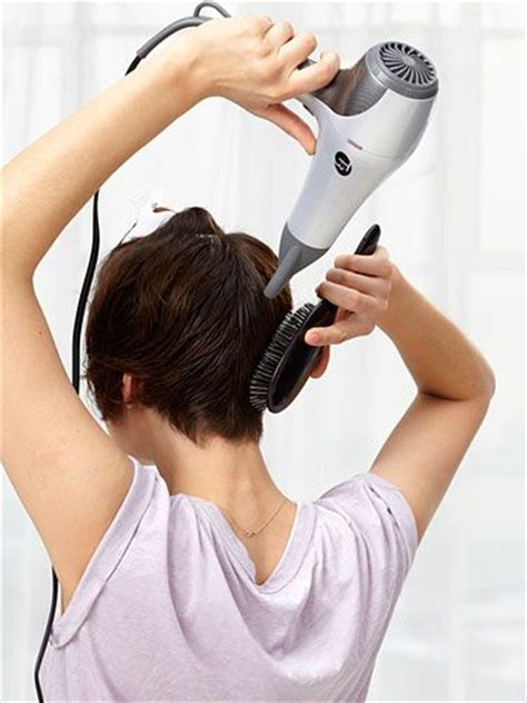 how to blow dry a bob hair cut master class blow dry your hair like a pro bobs long