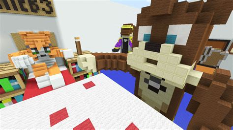 Minecraft Bedroom Ideas by Minecraft Xbox Stampy S Bedroom Hunger Games Youtube