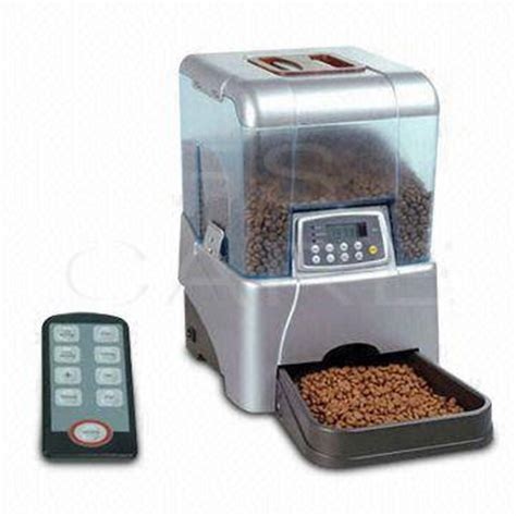 Remote Pet Feeder remote controlled automatic pet feeder id 4328812 product