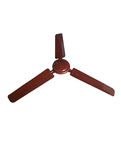 brown ceiling fans inalsa 48 inches windstar brown ceiling fan price in india