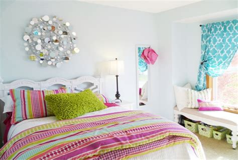 Light blue paint colors contemporary girl s room