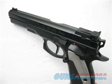 cz custom 75 shadow cts ls 9mm long slide tacti for sale