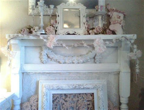 olivia s romantic home shabby chic white christmas on a