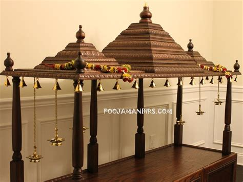 custom pooja mandirs made in the usa cary carolina
