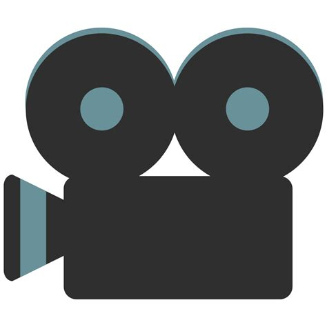 emoji film camera 8 file emoji u1f3a5 svg wikipedia