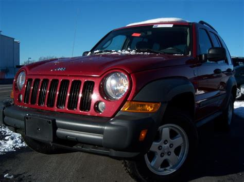 Liberty Jeep For Sale Used 2007 Jeep Liberty 6 990 00
