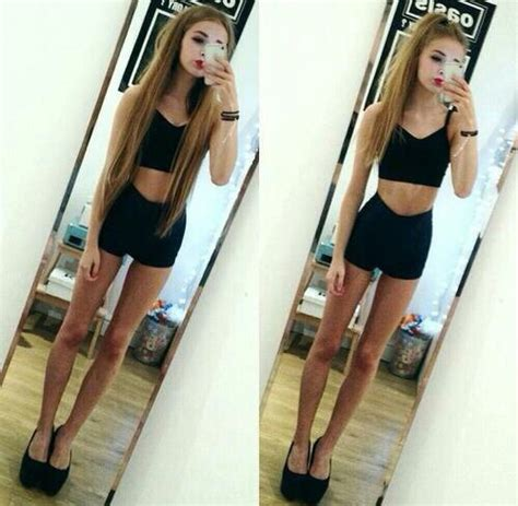 super skinny little girls ana mia perfeccion pretty girls skinny girls thinspo