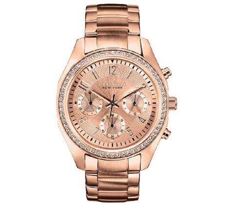 caravelle new york s rosetone bracelet