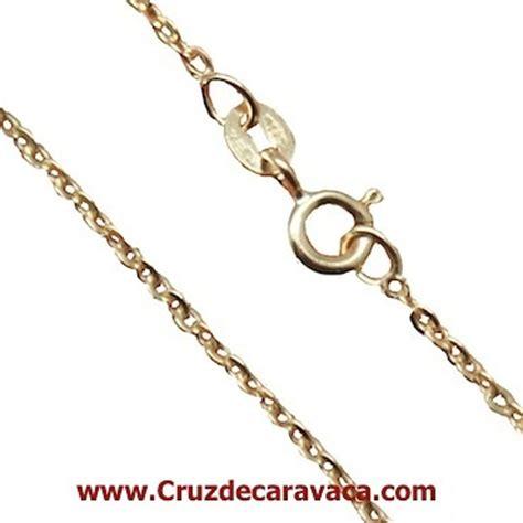 largo de cadenas para hombre cadena de oro para mujer o ni 209 os 45 cms largo