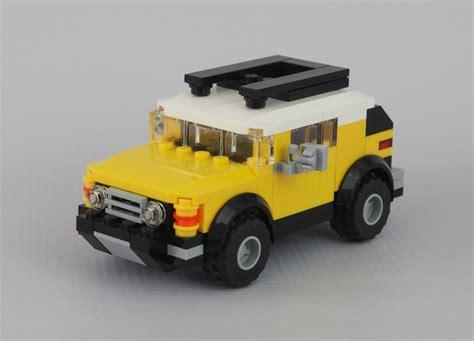 lego toyota lego ideas fj cruiser