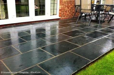 800x400 black grey sandstone slab for patio suppliers