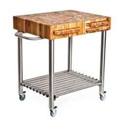 Stainless Steel Kitchen Island On Wheels Stainless Steel Kitchen Carts On Wheels Kitchen Ideas