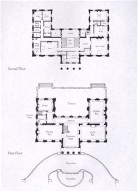waddesdon manor floor plan waddesdon manor aylesbury buckinghamshire england 1