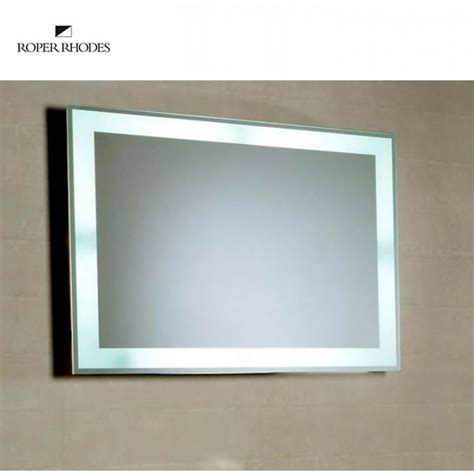 Illuminated Bathroom Mirrors Uk Roper Status Mirror Ukbathrooms