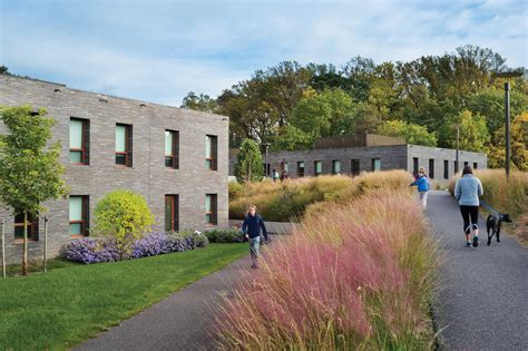 Haverford Search And Tritton Residence Halls Haverford College Architect Magazine Tod Williams