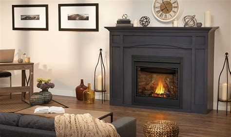 Gas Fireplace Mantle by Gas Fireplace Mantels