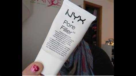 Nyx Pore nyx pore filler review