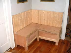 how to make a banquette bench kitchen booth plans diy images furniture tiny house pins