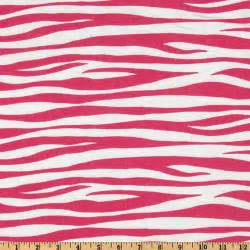 Pink Home Decor Fabric by Pink Fabric Home Decor Miami Zebra Candy Pink By