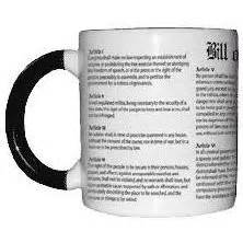 Disappearing Civil Liberties Mug by 12 Awesomely Gifts For Lawyers With Issues Vol 2